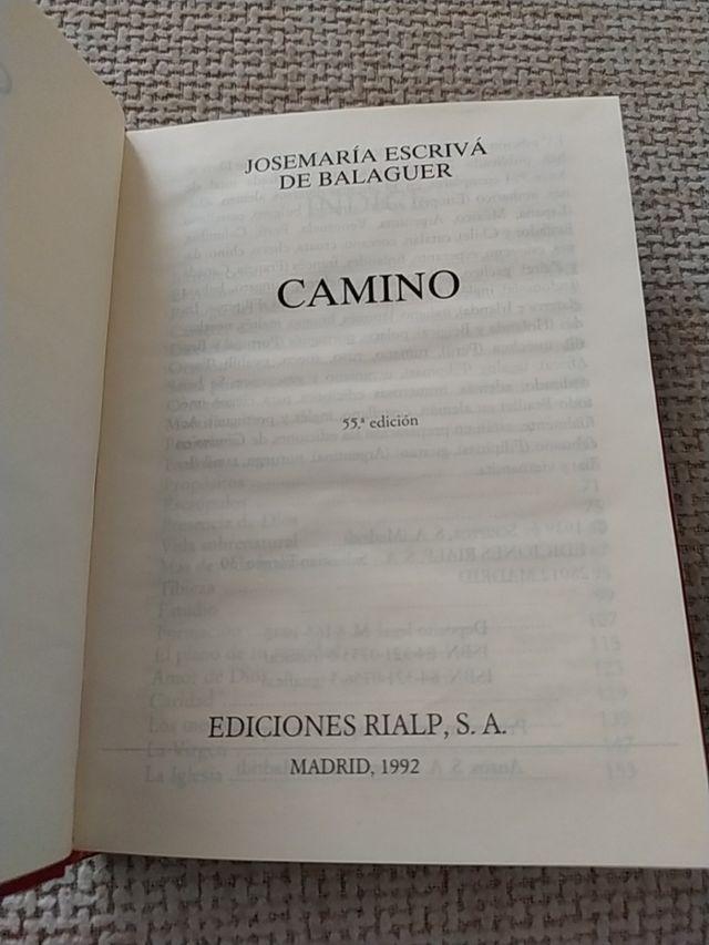 Camino. José María Escrivà de Balaguer