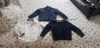 Packs ropa niño bebe 5€. Talla 18 a 24 meses