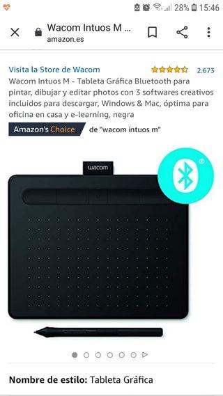 Tableta grafica M wacon