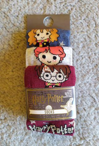 Pack calcetines de Harry Potter