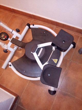 máquina de gimnasia nuevas