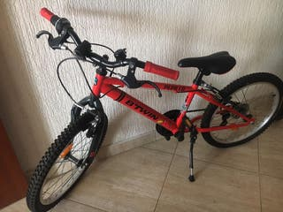 Bicicleta niño 20''