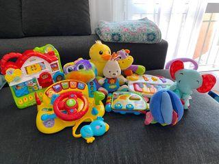 Juguetes infantiles se vende todo junto