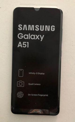 Samsung galaxy A51 8gb de Ram precintado