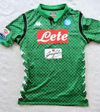 Camiseta futbol Nápoles