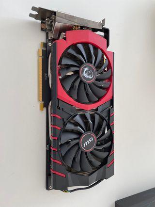 Nvidia GTX 980 MSI