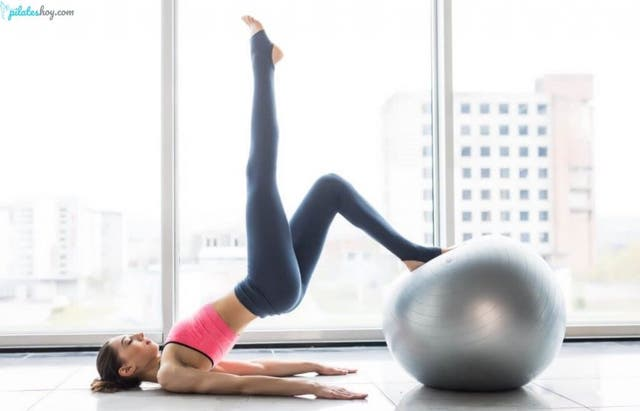 Clase de Pilates suelo Virtual