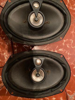 Altavoces JBL GENUINE 175watts