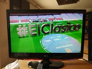 """Televisión LG full HD 27"""""""