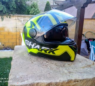 Casco intedral Shark