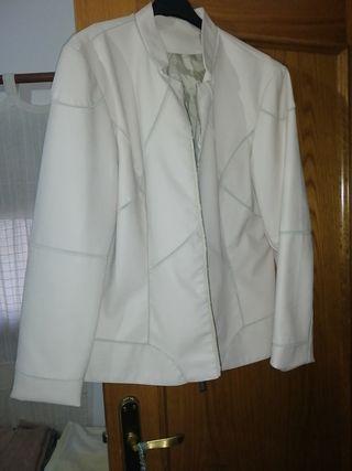 chaqueta piel sin uso