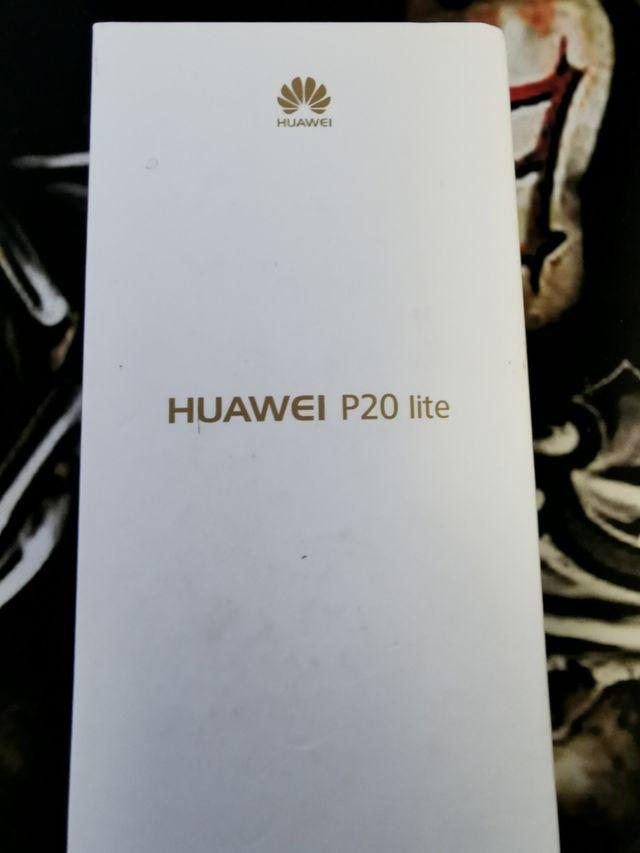 huawei p20 lite nueva