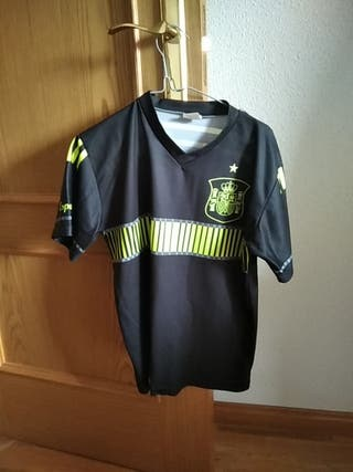 Camiseta de la selección de fútbol de España