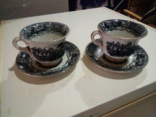tazas de cafe la cartuja pickman sevilla
