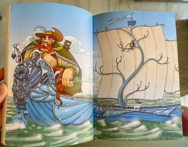 3er viaje al reino de la fantasía,Geronimo Stilton