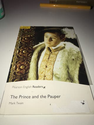 The prince and the Pauper , Mark twain