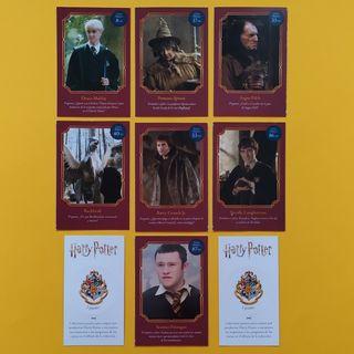 7 cartas + regalo colección Harry Potter