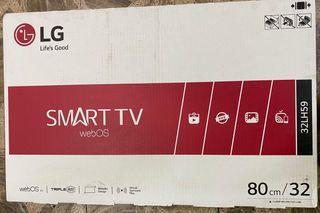 "LG SMART TV 32"""
