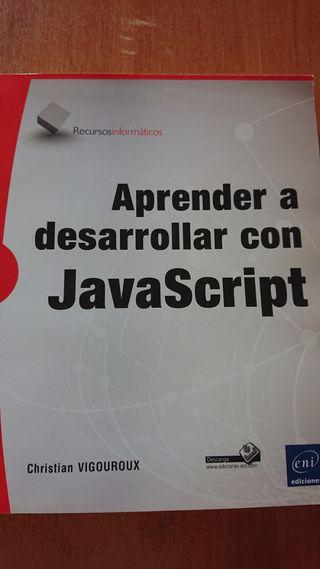 Aprender a desarrollar con JavaScript