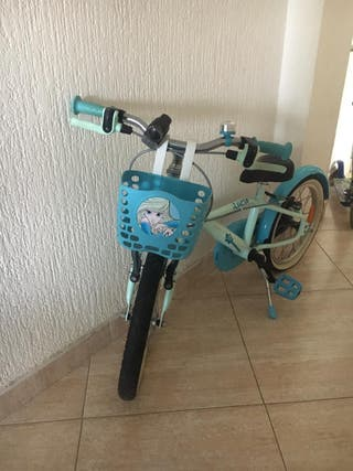 Bicicleta niña 14 ''