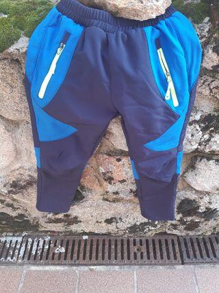 Pantalón de montaña de niño