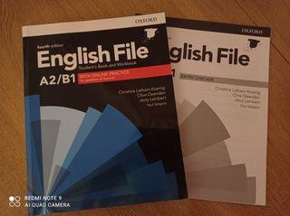 Libro English File A2/B1