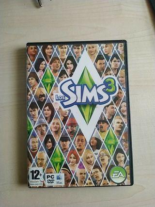Juego los sims 3 para PC