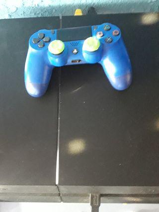 PS4 + Juegos + Mando