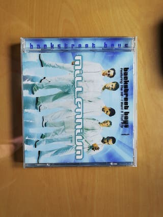 Se vende CD de Backstreet boys, Millenium