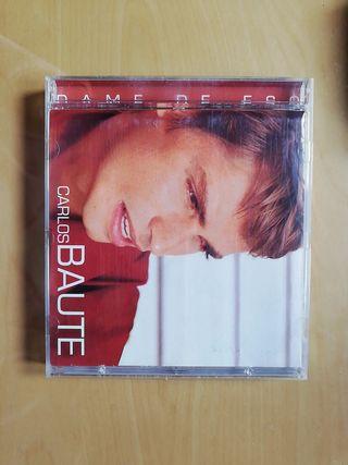Se vende CD de Carlos Baute, Dame de eso