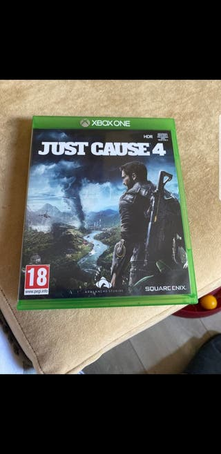 JUST CAUSE 4 Para XBOX ONE