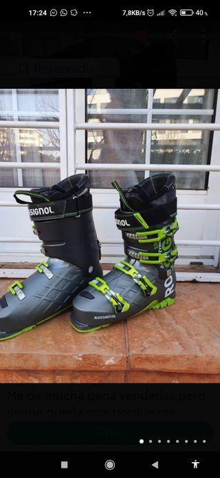 botas esquí rossignol alltrack 120. 28,5