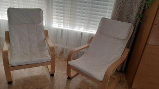 sillones Ikea para niños