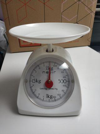 Bascula Peso de cocina