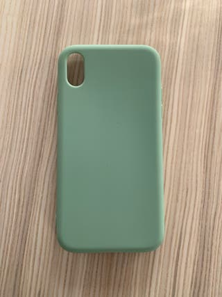 Funda Iphone XR mint