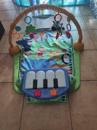 piano multi actividades de fisher price