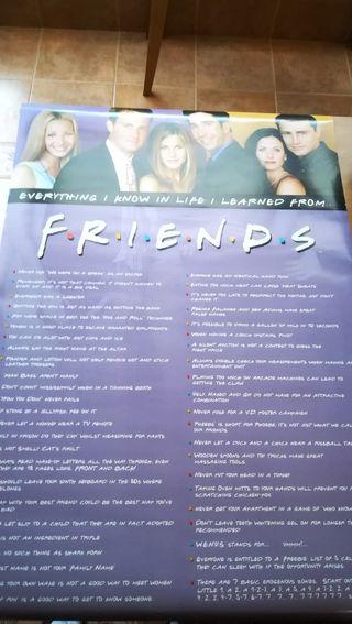 Póster de Friends