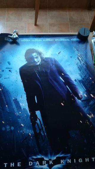 Póster El Caballero Oscuro (The Dark Knight)
