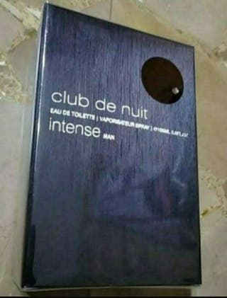 perfume Armaf club de nuit intense man edt 105ml