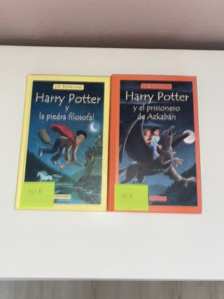 Libro de Harry Potter Nuevos tapa dura