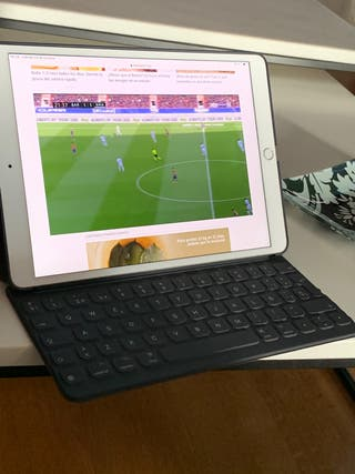 Ipad Air 3a Gen, Smart Keyboard y Apple Pencil 1