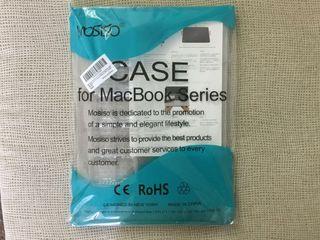 carcasa transparente para Macbook air 13 inch