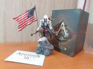 Figura Original Assassins Creed 3 III Colección