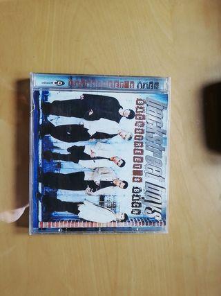 Se vende CD de Backstreet boys, Backstreets back