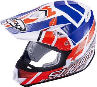 Casco Suomy enduro, cross nuevo