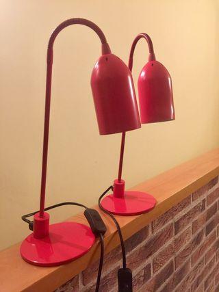 Lámparas escritorio