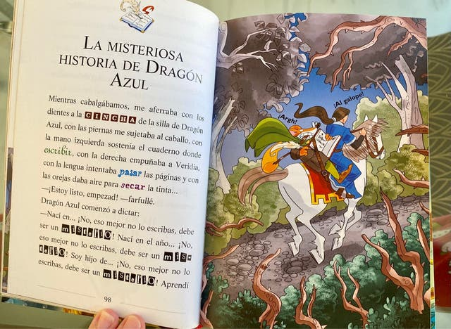 6° viaje al reino de la fantasia, Geronimo Stilton