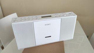 Sony ZS-PE60 - Microcadena USB, CD, Radio