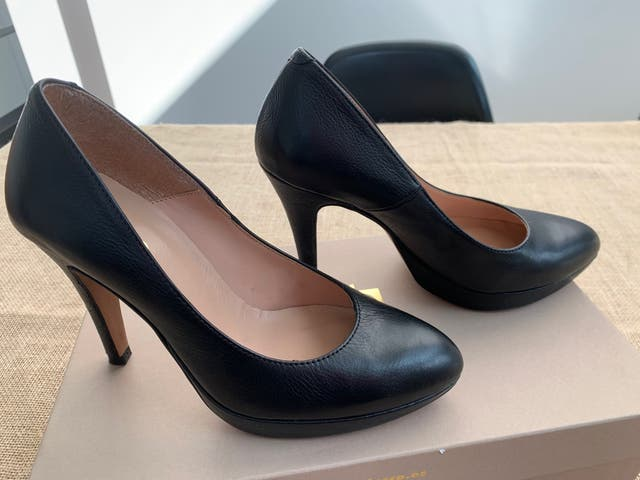 Zapatos Fosco color negro talla 35