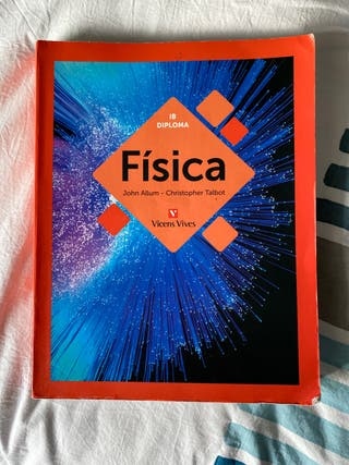 Libro de fisica para bachillerato internacional